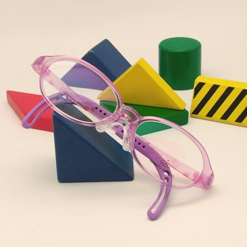 [檸檬眼鏡]👑 TOMATO 👑 TKAC28 43 最舒適的兒童光學眼鏡 可調式鼻墊鏡腳 輕量彈性材質 特價優惠
