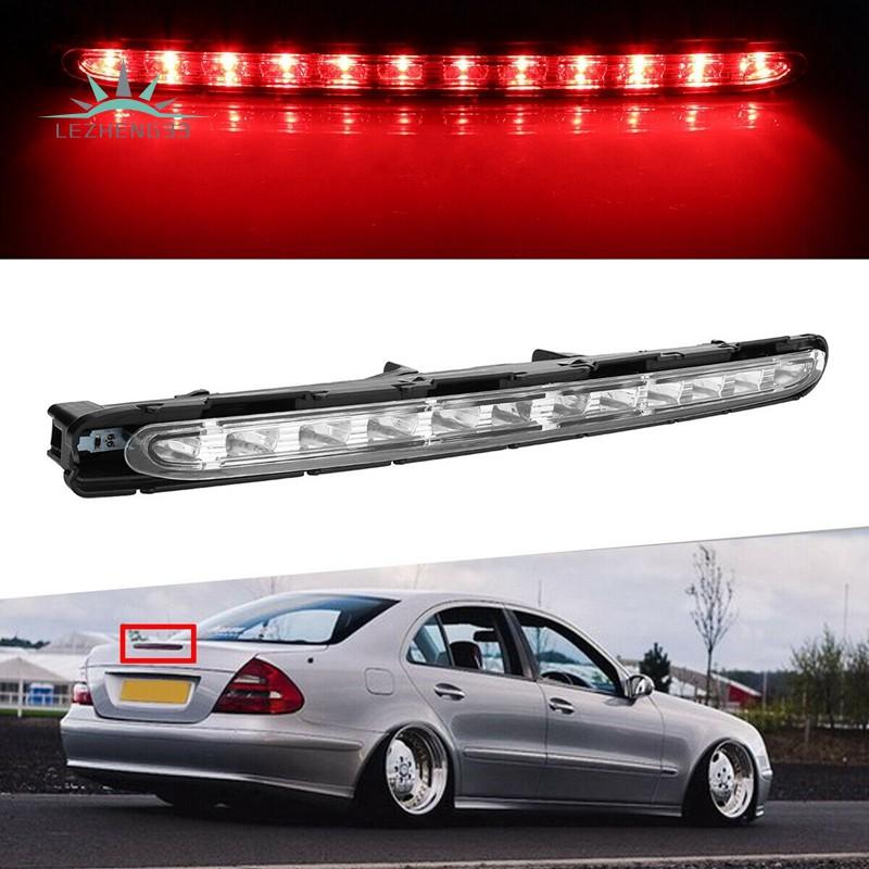 #奔馳W211的LED第三盞高位制動後尾燈燈2003-2006
