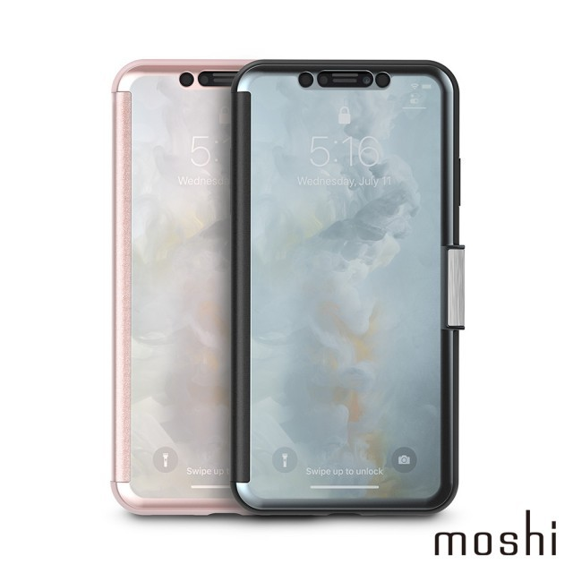 """Moshi IPhone Xs Max (6.5"""") StealthCover 風尚星霧保護外殼"""