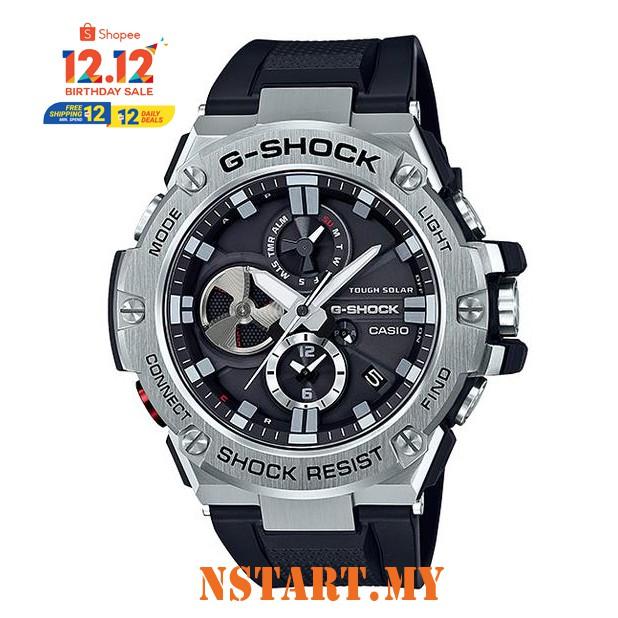 Ga G-Shock Gst-B100-1A 手錶男士手錶