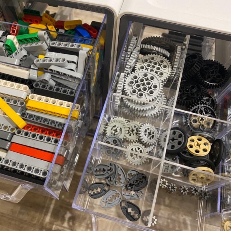 Sysmax 桌上型多用途系統收納盒 12 格抽屜-「專用隔板」
