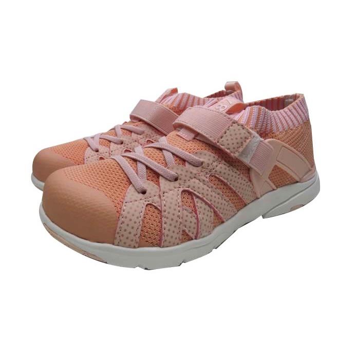 (2021/09現貨)日本Moonstar頂級競速童鞋襪套輕量鞋款-HI系列(粉色)(賣場另有深藍/黑 可選)