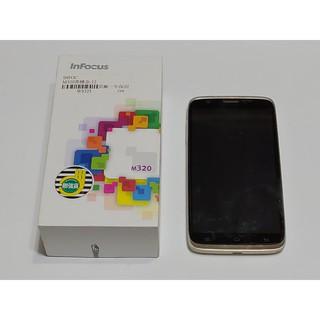 InFocus M320 5.5吋 八核心 2G-8G 智慧型手機