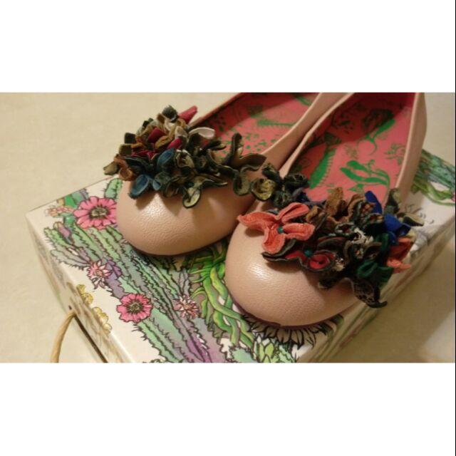 MACANNA 全新娃娃鞋,專櫃正品,37號女鞋