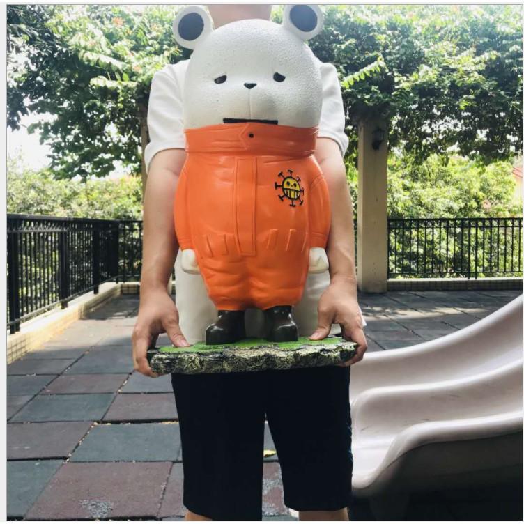 海賊王 GK 貝波熊 道歉貝波熊