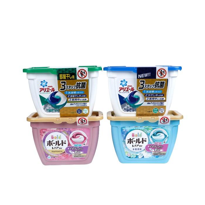 日本 P&G 寶僑 全新第三代3D立體洗衣膠球/洗衣球 356g/18入【86小舖】RJPS081C