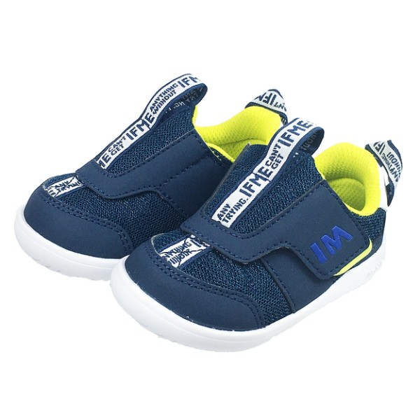 日本 IFME light輕量系列-軍藍色童鞋/運動鞋(12.5-15)【麗兒采家】