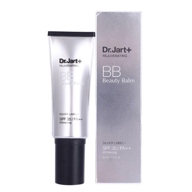 韓國Dr.Jart銀管BB霜銀CC粉底液CC遮瑕保濕控油裸妝自然