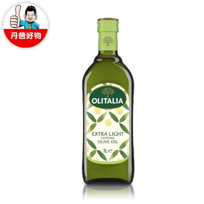 (1L禮盒裝)【奧利塔Olitalia】精緻橄欖油1000ml 丹爸 現貨