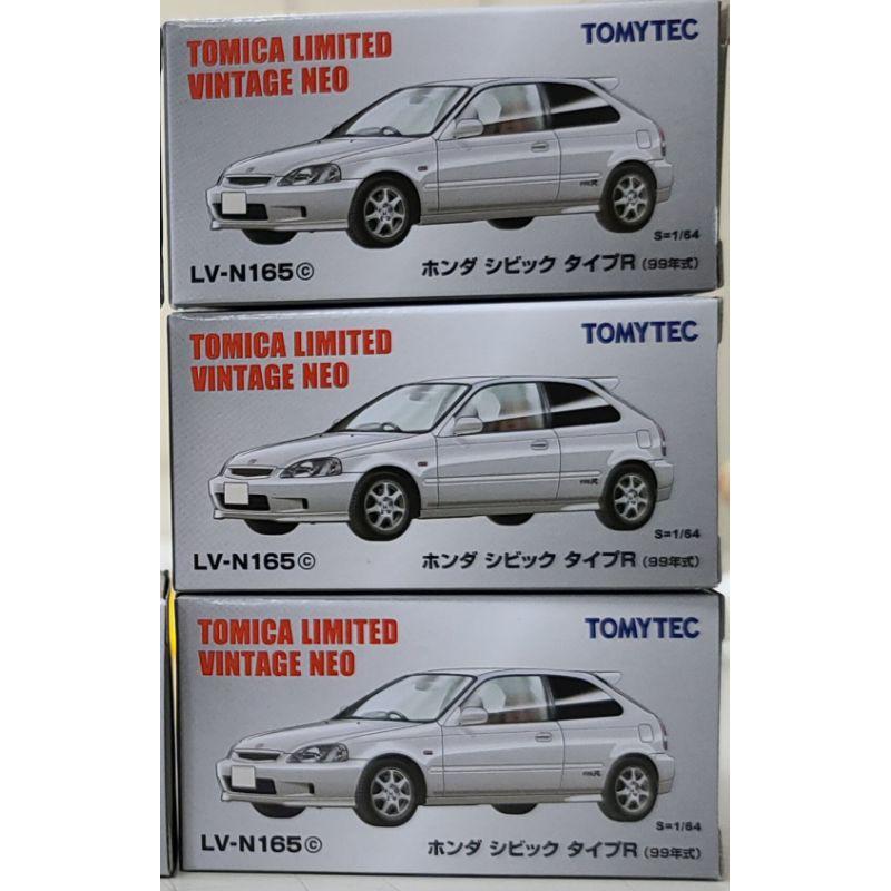 TOMYTEC TLV HONDA CIVIC TYPE R N165