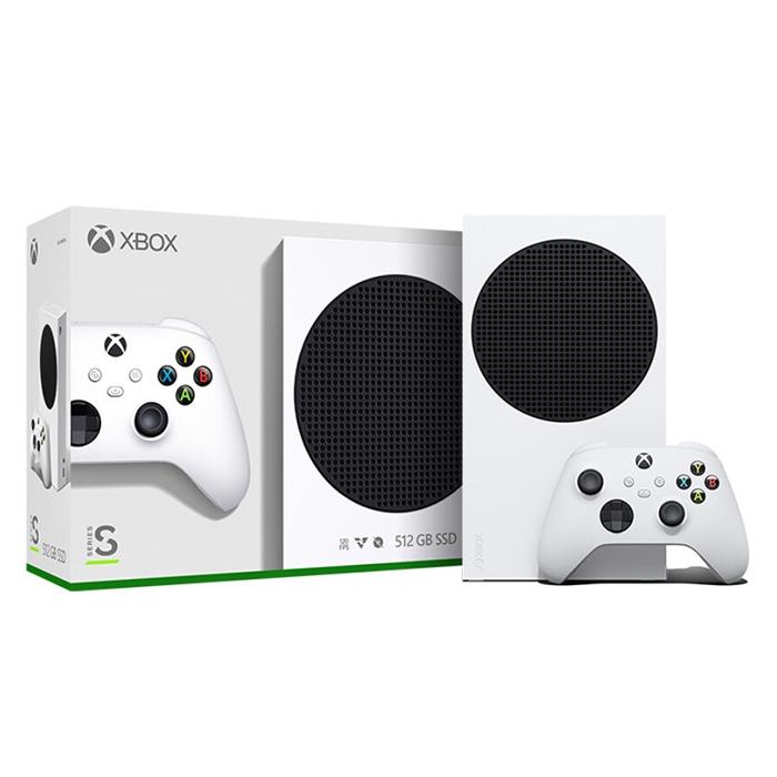 Xbox Series S 主機 512GB 【現貨】【GAME休閒館】