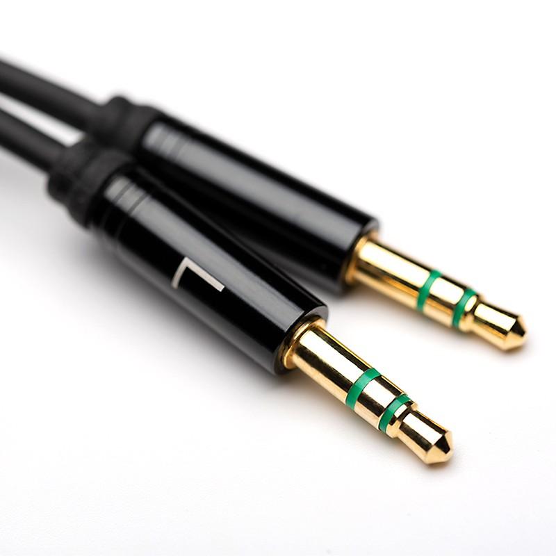 代購 Hifiman ANANDA官配升級線單晶銅、銀混編線4.4mm平衡耳機升級線 1.5米