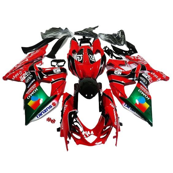 【ZXMT】正欣摩托-客製化彩繪車殼  2009-2016 SUZUKI GSX-R1000