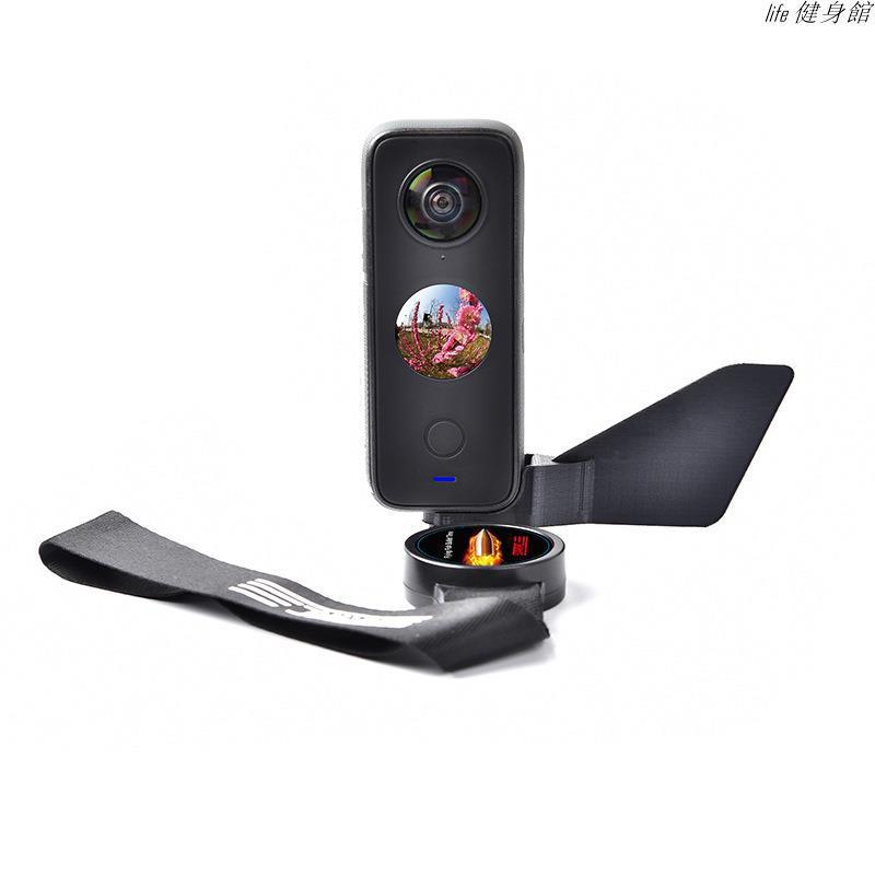 【life 健身館】影石INSTA360 ONE X2專用飛魚神器子彈時間盒