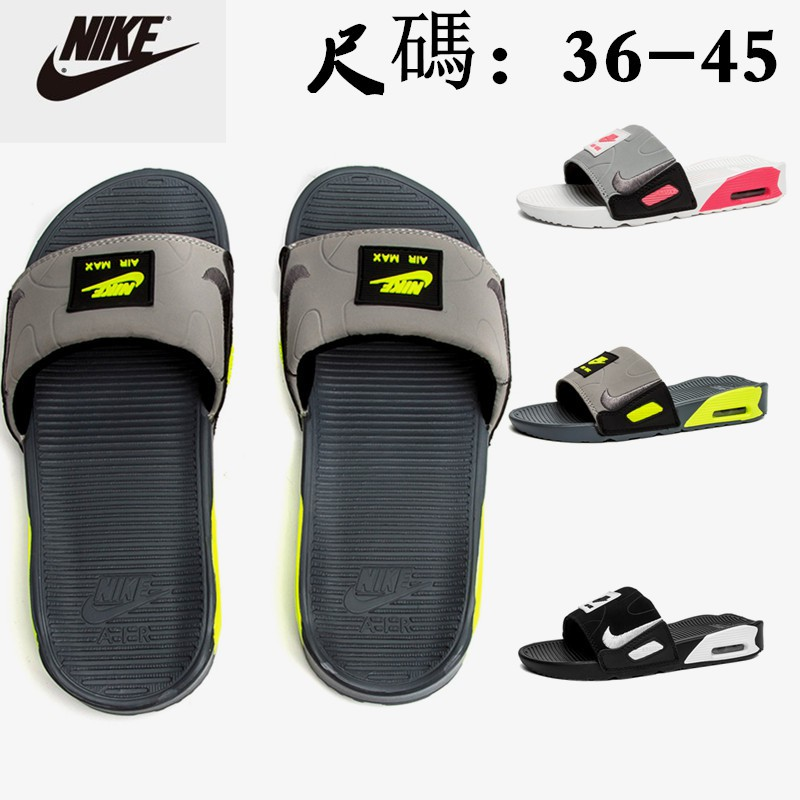 NIKE耐吉max 90 Air Max Camden Slide時尚男女休閒涼拖鞋