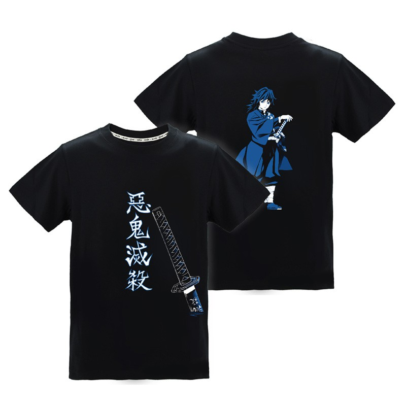 MUSE木棉花  潮流T-shirt(惡鬼滅殺)-鬼滅之刃