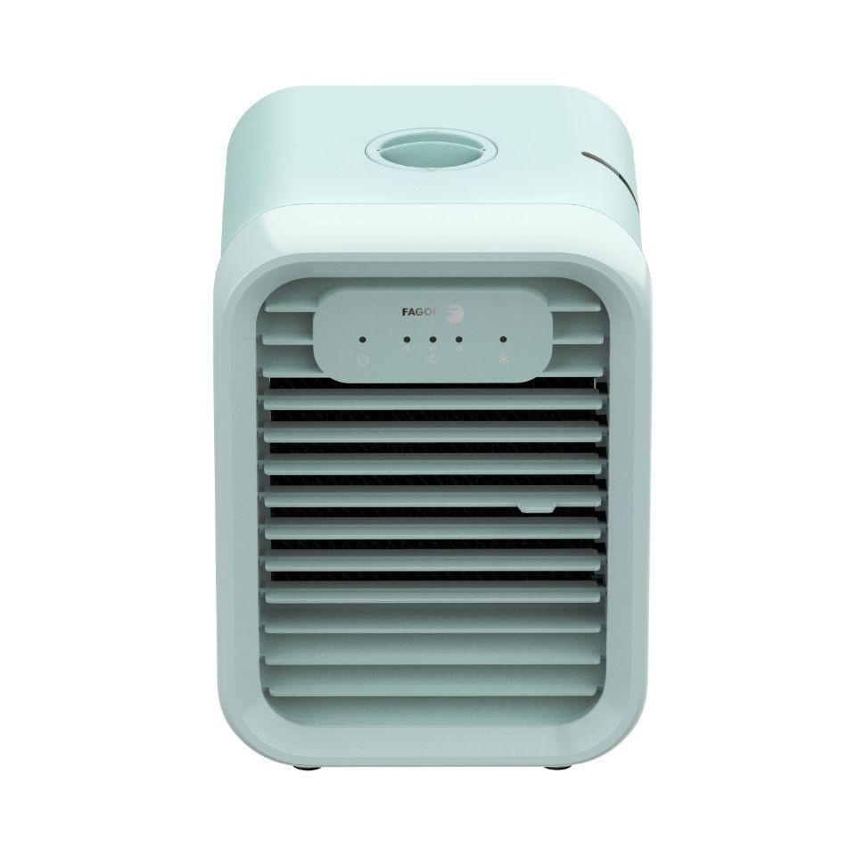 迷妳空調  Fagor法格空調扇半導體風扇迷你制冷宿舍家用辦公桌面小型冷風機