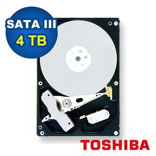 ☾Nice-3C☽ 全新 盒裝代理商三年保 TOSHIBA 東芝 DT02ABA400 4T 4TB 3.5吋內接式硬碟 臺中市