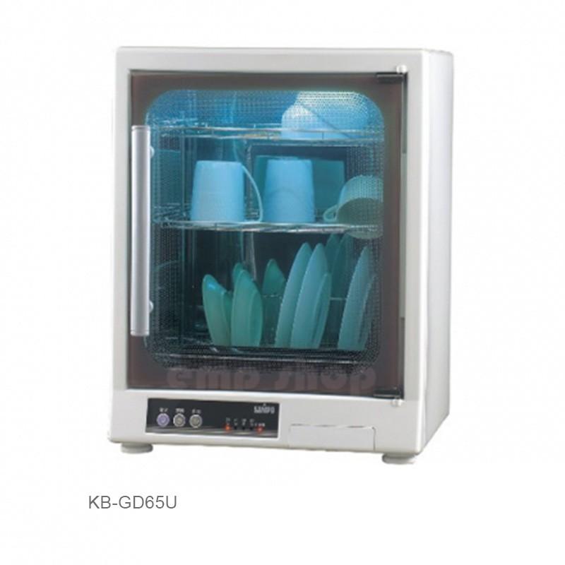 【聲寶SAMPO】三層烘碗機 KB-GD65U