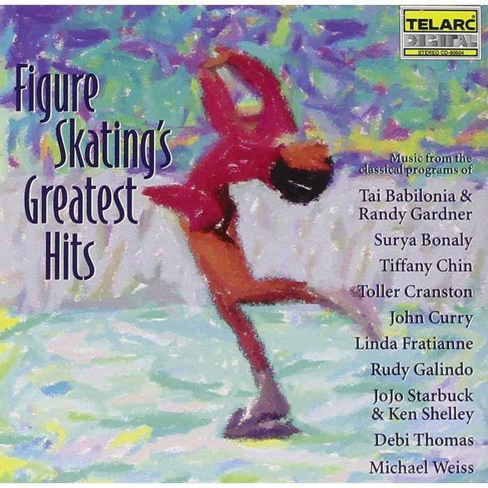 最偉大花式溜冰音樂 Figure Skatings Greatest Hits 80504
