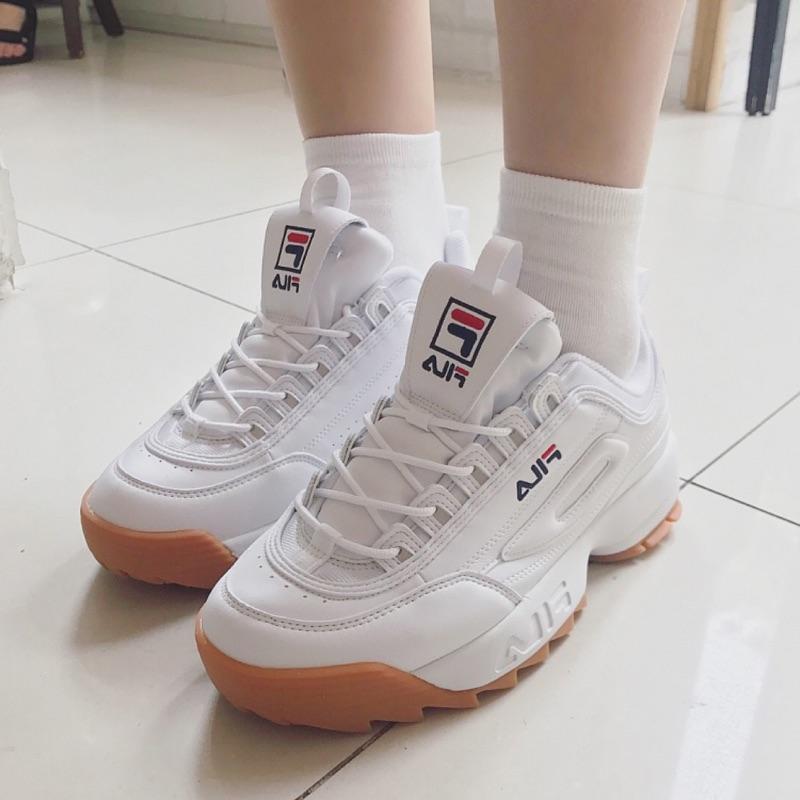 FILA鋸齒鞋