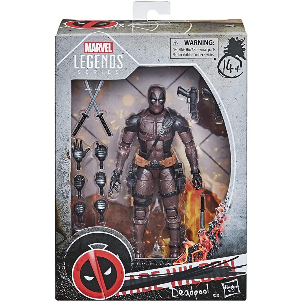 全新現貨 Marvel Legends 漫威 死侍 灰黑死侍 死侍電影版 X戰警 X-MEN 亞馬遜限定 超取付款免訂