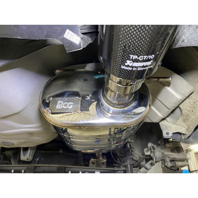 PBCG Toyota Altis遙控閥門排氣管