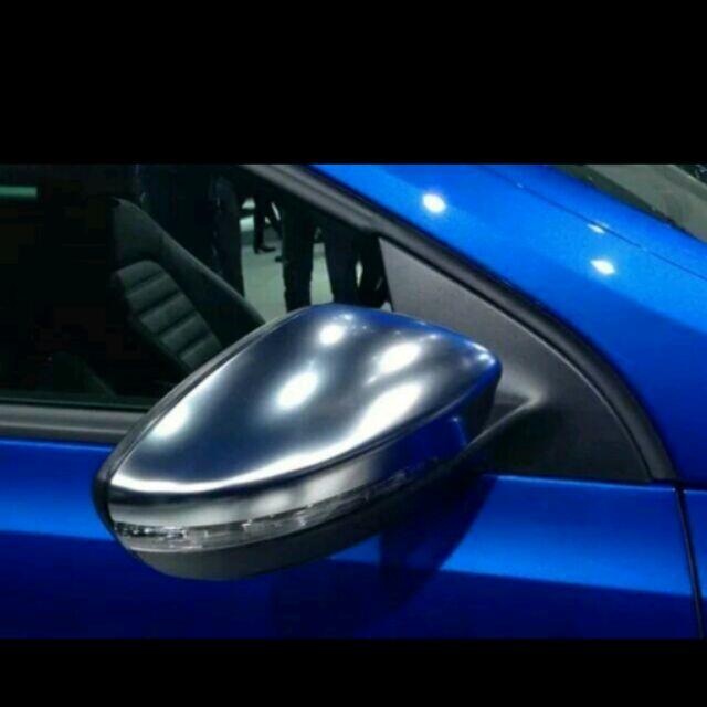 Golf 6 7代 後視鏡殼 R 銀耳 Tiguan Touran Passat B7 GTI 鍍落GRD Yati