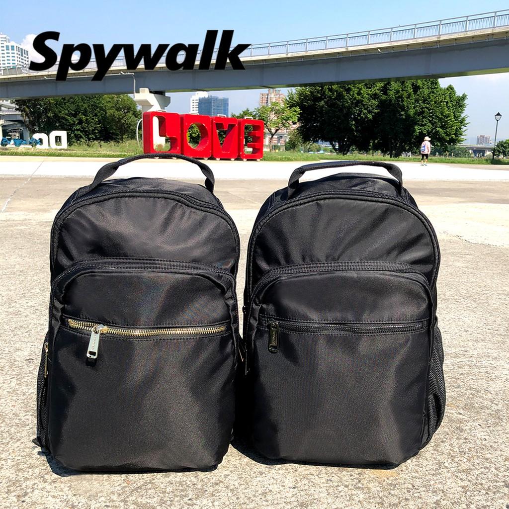 SPYWALK 素色個性女用後背包 NO:S8161
