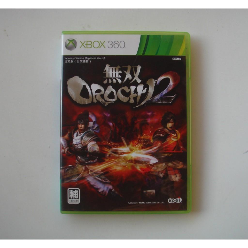 XBOX360 無雙蛇魔2 OROCHI 2 日版