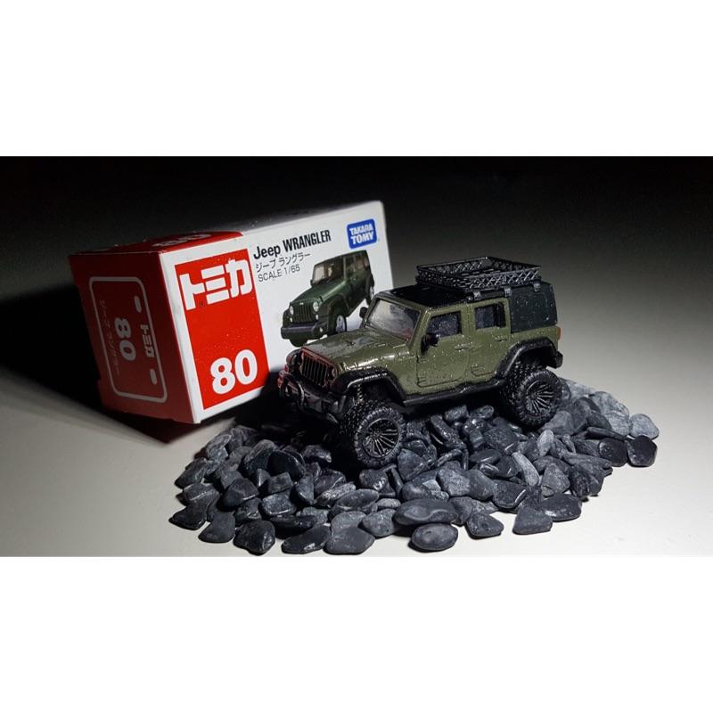 TOMICA Jeep 大腳套件 (商品更新中,有興趣可先加入購物車)