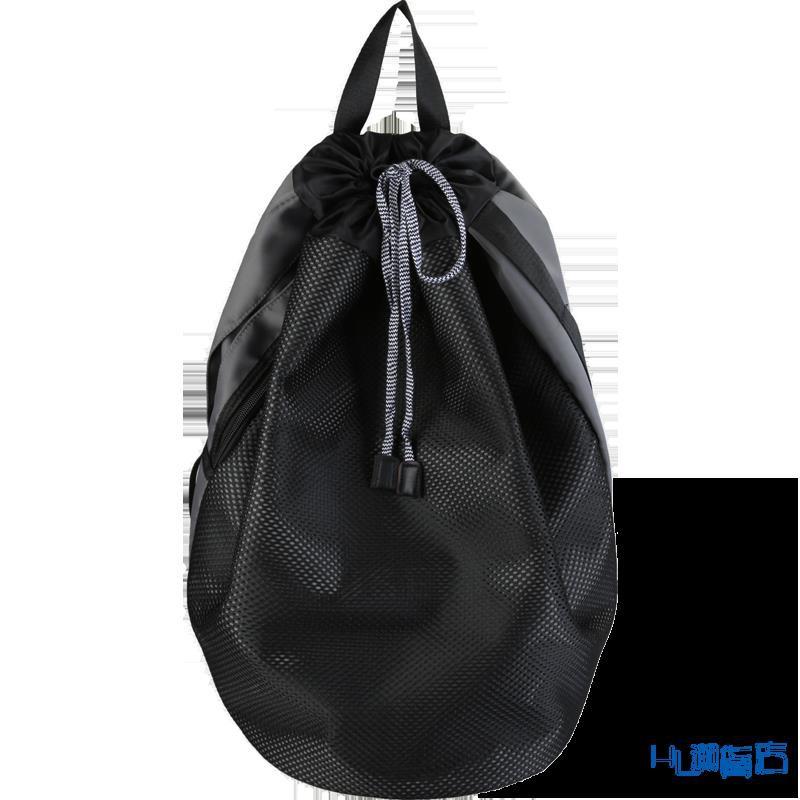 籃球包/足球包 籃球書包雙肩包男潮牌潮流大學生大容量訓練包運動包輕便抽繩背包『HL603』