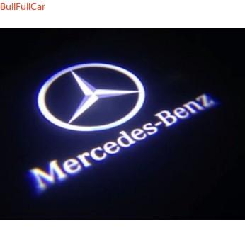 BENZ 賓士 投射燈 不褪色 C180 C200 C250 C300 W204 W205 美規 外匯車 迎賓燈 照地燈