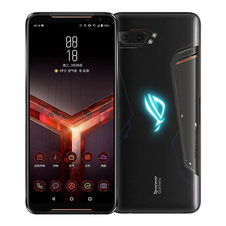 原廠公司貨 ASUS ROG Phone 2 8+128GB電競二手手機福利品