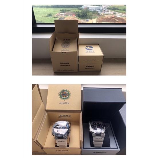 G-SHOCK x I.C.E.R.C JAPAN GWF-A1000K-2A 30周年鯨豚紀念錶款