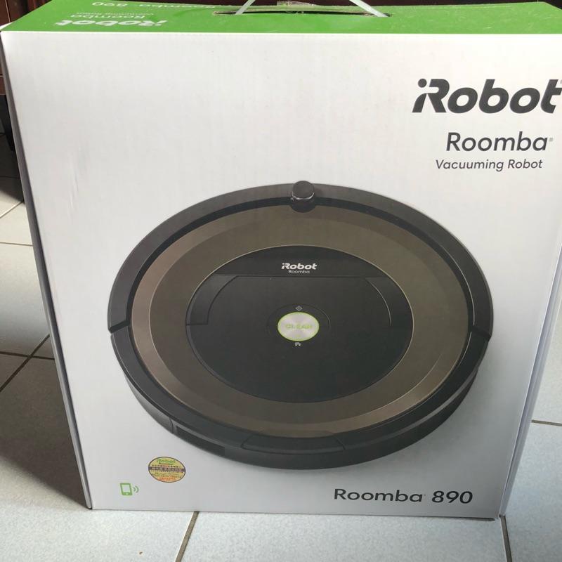 iRobot roomba 890 掃地機器人