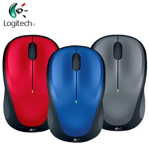 Logitech 羅技 M235 無線滑鼠 - 共三色 全新品開發票 (Nano 超小型接收器)