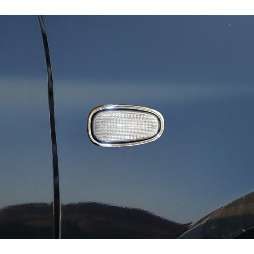 IDFR ODE 汽車精品 OPEL ASTRA 98-04 鍍鉻側燈框 MIT