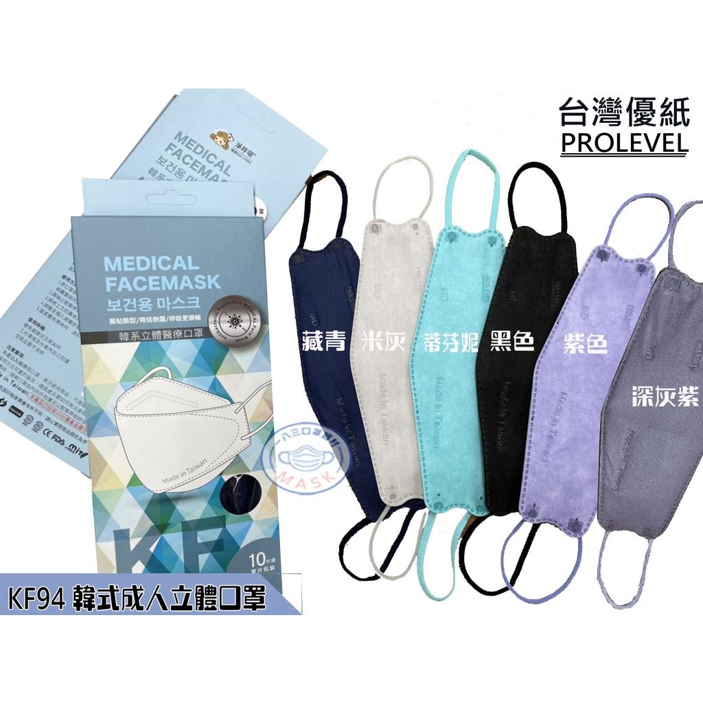 183口罩醫材  台灣優紙 成人韓式KF94立體口罩 兒童韓式KF94立體口罩 魚型口罩 醫療防護口罩(未滅菌)