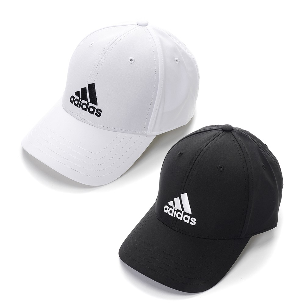ADIDAS B BALLCAP LT EMB 運動 休閒 棒球帽 老帽 FK0898/99