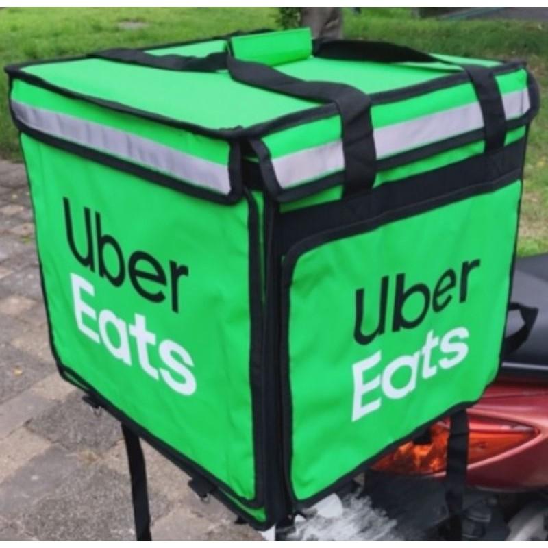 Uber 官方正版綠色大包,全新未用