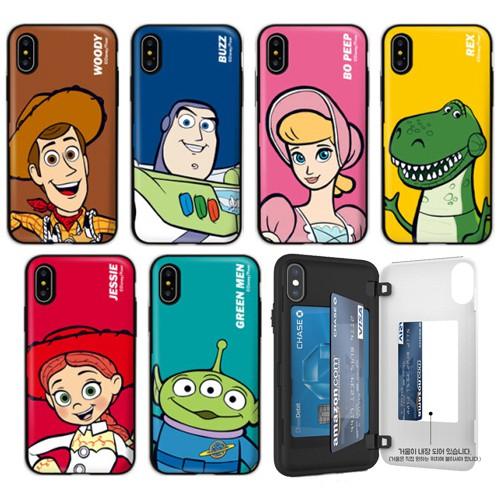 迪士尼玩具總動員 手機殼 磁扣卡夾│5G A52 A42 A71 A51│A50 A30s A9 A8s A8