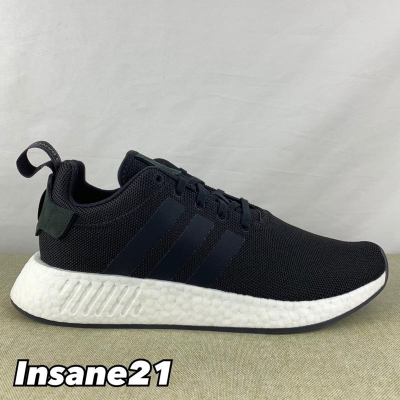 quality design d41cc fcaa5 【特價商品】ADIDAS NMD R2 黑白 BOOST鞋底 男生尺碼 CQ2402【Insane-21】