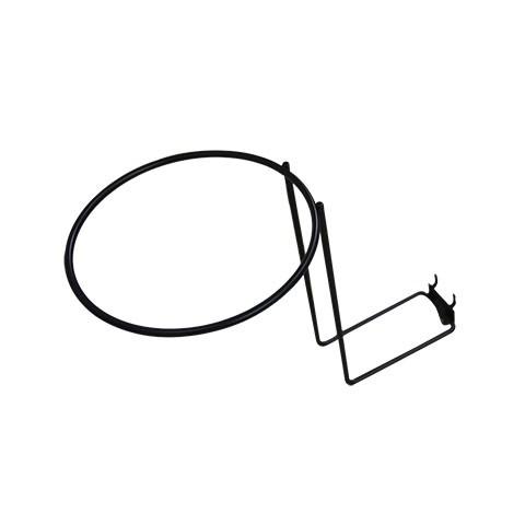 台灣製造 現貨 洞洞板用帽架 洞洞板帽圈架 安全帽展示 球托架 籃球框 毛帽架 商店陳列 運動用品店 棒球帽架