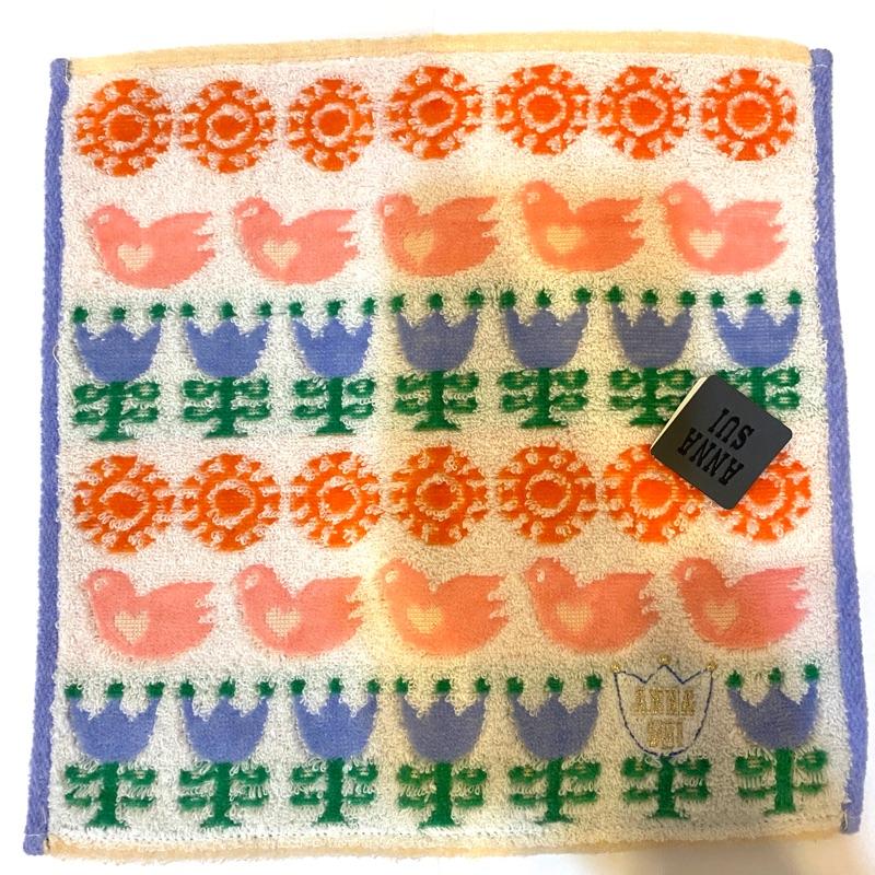 🇯🇵日本帶回ANNA SUI 厚棉毛巾 保證正品