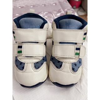 (轉二手)ASICS童鞋 寶寶鞋 男女學步鞋 SUKU童運動鞋機能鞋 GD RUNNER 高筒護踝學步鞋 寶寶足弓機能鞋 新北市