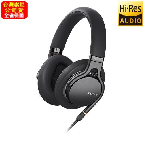 【金響電器】全新SONY MDR-1AM2,B黑色,立體聲高解析耳罩式耳機,Hi-Res單體,公司貨,保固2年