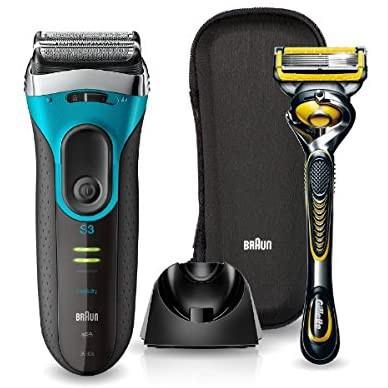 德國百靈 Braun 三鋒系列 3080s 電鬍刀 電動刮鬍刀 (3010s 3040s 升級款 )