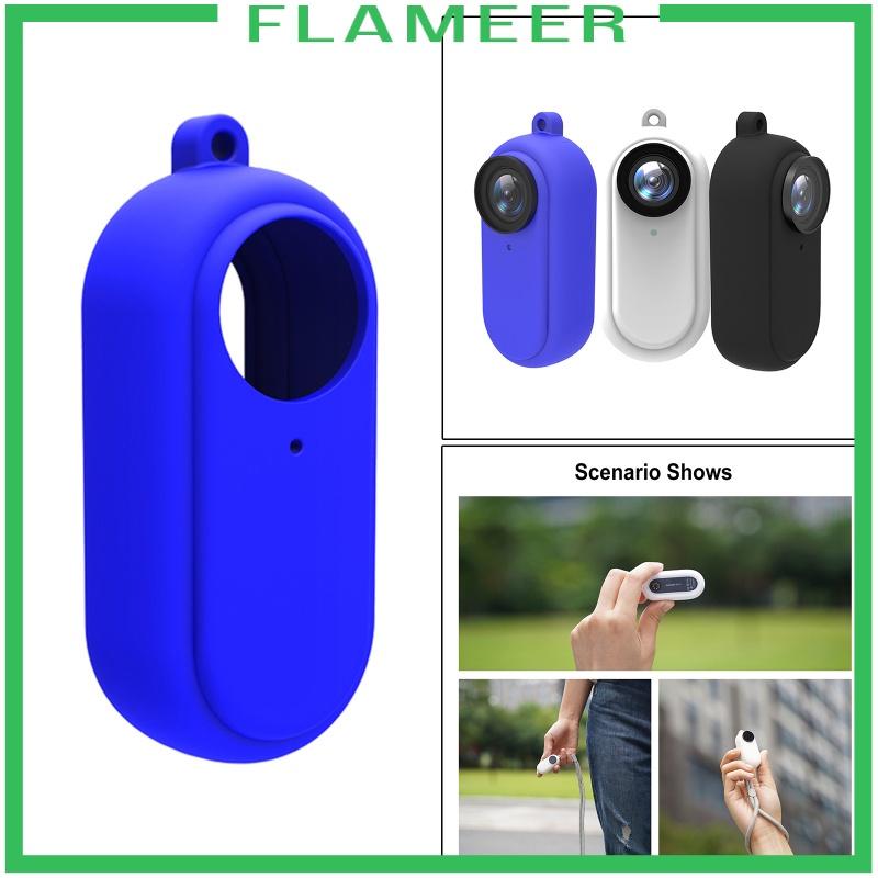 [FLAMEER] Insta360 GO2 運動相機的矽膠套保護套保護套