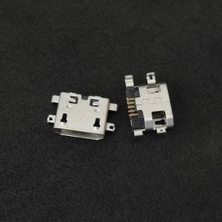 微型迷你USB連接器插孔DC充電插座端口基座插頭用於Acer ICONIA B3-A20一個8 B1-850